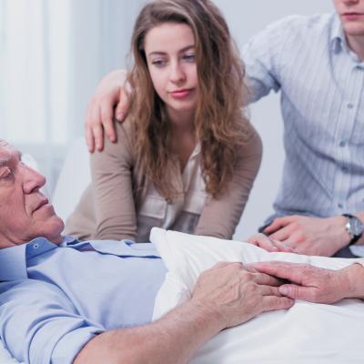 Le centre de coordination au service des patients palliatifs
